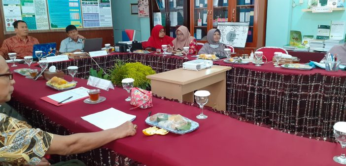 AUDIT MUTU INTERNAL PRODI PROTEKSI TANAMAN 2019